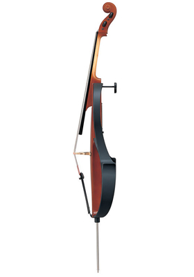 Cello svc110sk electric violin viola cello upright bass for Yamaha svc 110sk silent electric cello brown